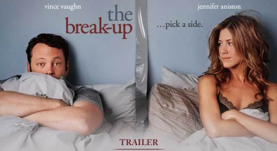 the break up movie analysis The break-up the break-up is a 2006 american the song timebomb by the old 97's was also featured in the movie clay pigeons, which also starred vince vaughn.
